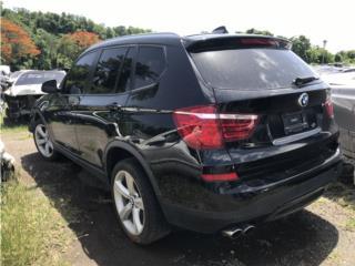 #1832 2017 BMW X3 Puerto Rico EURO JUNKER