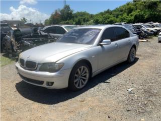 #1831 2007 BMW 750i Puerto Rico EURO JUNKER