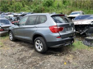 #1813 2012 BMW X3 xDrive28i Puerto Rico EURO JUNKER