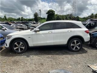 #1699 2019 Mercedes-Benz GLC350E Puerto Rico EURO JUNKER