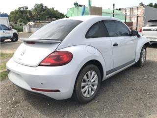 #1840 2018 Volkswagen New Beetle Puerto Rico EURO JUNKER