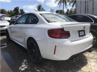 #1655 2018 BMW M2 Puerto Rico EURO JUNKER