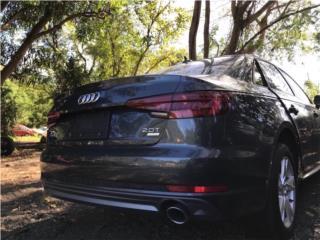 #1768 2018 Audi A4 Puerto Rico EURO JUNKER