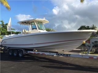 BOSTON WHALER 33 OUTRAGE NEW MODEL CON T/350 Puerto Rico