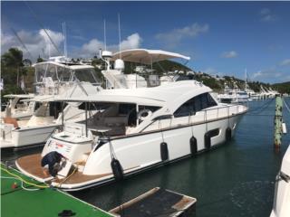 RIVIERA BELIZE 54 DAYBRIDGE,2017 VOLVO 950HP  Puerto Rico
