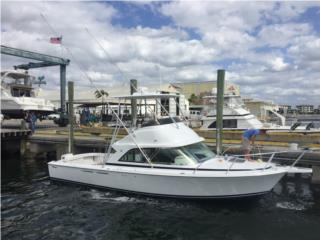 Bertram, BERTRAM 35 NEW MODEL 2018,CAT C7.1 CON 507HP 2018, Botes Puerto Rico