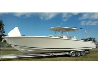 Jupiter 38 HFS o Cuddy Cabin 2020 Puerto Rico