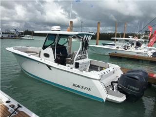 NEW BLACKFIN 272 CENTER 2018 YAMAHA 250HP  Puerto Rico