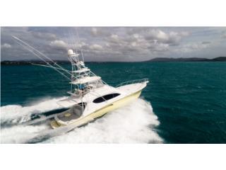 Hatteras 54 Convertible 2003 Puerto Rico