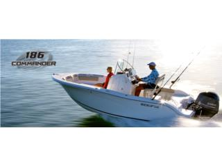 Sea Fox Commander 186 2020 W Yamaha F115 Puerto Rico