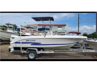 2000 Proline 19 CC Johnson 130 hp Puerto Rico
