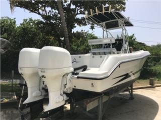 Hydra Sports, H/Sports Vector 2390 '00- Top Conds! trailer  2000, Botes Puerto Rico