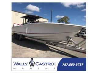 Nor-Tech, NOR TECH 39 CENTER CON 3-350HP 2019 NEW 2019, Botes Puerto Rico