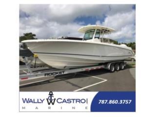 Boston Whaler, BOSTON WHALER 33 OUTRAGE 2020 , VERADO300V8 2020, Blackfin Puerto Rico