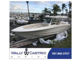 Boston Whaler, NEW BOSTON WHALER 380 OUTRAGE,2019 3/VERADOS 2019, Botes Puerto Rico