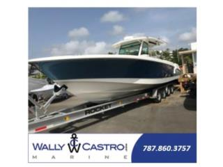 Boston Whaler, BOSTON WHALER OUTRAGE 370,2012 CON 3-300HP 2012, Regulator Puerto Rico