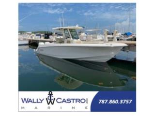 BOSTON WHALER 280,2017 OUTRAGE,2 VERADO-350HP Puerto Rico