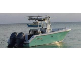Angler, Angler 26 twin Yamaha 150 HP four stroke 2006, Botes Puerto Rico