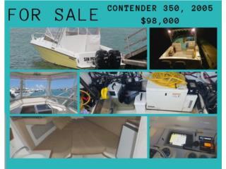 Contender, Contender 350 2005, 2 Mercury 275   2005, Botes Puerto Rico