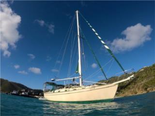 Island Packet 380 1990, Sailboat Puerto Rico