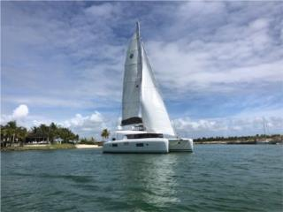 Lagoon 42 2017, Sailboat Puerto Rico