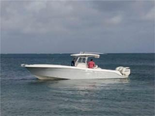 Hydra Sport 33 Vector 2004/16 Suzuki 300 Puerto Rico