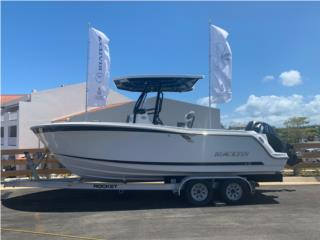Blackfin, BLACKFIN 212 CENTER MERCURY VERADO 200HP  2018, Botes Puerto Rico