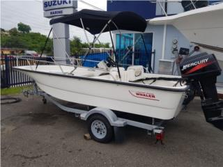 BOSTON WHALER  15 pies MERCURY 60 HP Puerto Rico