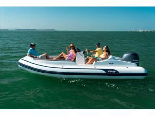AB Inflatables- Nautilus 17' DLX Puerto Rico