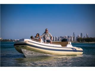 AB Inflatables- Nautilus 19' DLX Puerto Rico