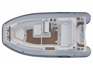 AB Inflatables- Nautilus 12' DLX Puerto Rico