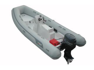 AB Inflatables- Navigo 14' VS Puerto Rico