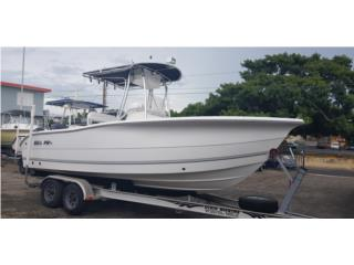 Sea Pro 22 CC Optimax 200 Puerto Rico