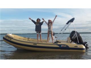 AB Inflatables- Alumina 16' ALX Puerto Rico