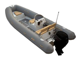 AB Inflatables- Alumina 18' ALX Puerto Rico