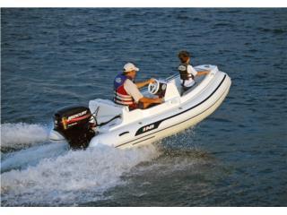 AB Inflatables- Nautilus 11' DLX Puerto Rico