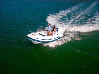 AB Inflatables- Nautilus 13' DLX Puerto Rico
