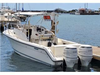 Pursuit, Pursuit 2870 Offshore 1997, Botes Puerto Rico
