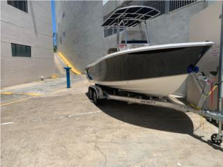 NauticStar, NauticStar 2102 Legacy New 2020 Yamaha 150 HP 2020, Sea Ray Puerto Rico