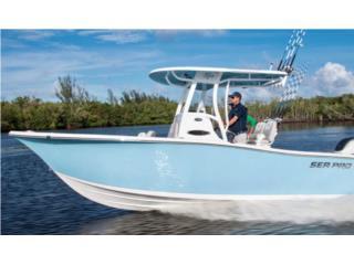 Sea-Pro, Seapro 239 CC Nueva 2020 con Suzuki 300 HP 2020, Botes Puerto Rico