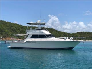 Tiara, Tiara 43 Convertible 1997, Sea Fox Puerto Rico
