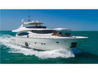 Boats Ferretti Yacht 881 2006 Puerto Rico