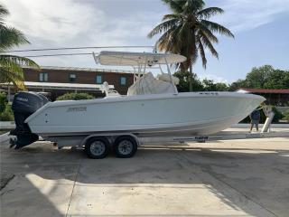 Botes Jupiter 27 2006 twin 200HP four truck   Puerto Rico