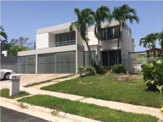 El mirador de esquina con piscina urbanizacion el for Casas con piscina para alquilar en puerto rico