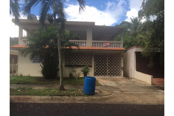 Villa Del Rey Caguas 3h 1b Patio Agua Y Luz