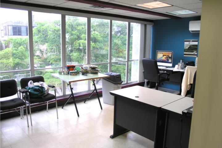 Alquiler bienes raices comercial condominio vick center for Oficinas para alquilar
