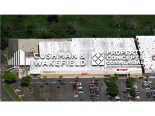 Hasta 118,761 SF (Kmart) Western Plaza, Mayaguez, Mayagüez Clasificados