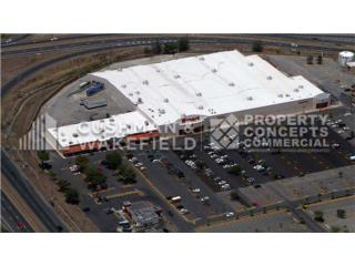 Hasta 126,995 SF (Kmart) en Ponce Town Center, Ponce Clasificados