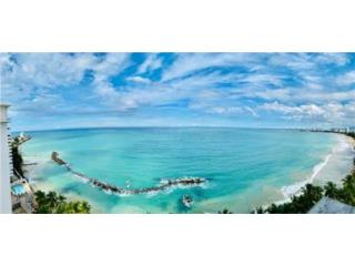 Long Term Rentals SURFSIDE MANSION - OCEANFRONT VIEW - 2 PK, Carolina - Isla Verde Puerto Rico