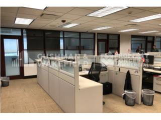 Alquiler Espacio de Oficina T-Mobile Center 12,066 SF, Guaynabo Puerto Rico